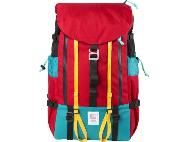 Topo Designs Mountain Pack Reppu, red